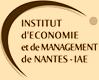 L'Institut d'économie et de management de Nantes - IAE fait confiance à Virginie Longet de Luminescences